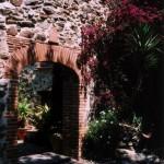 Porte de la cour Sud