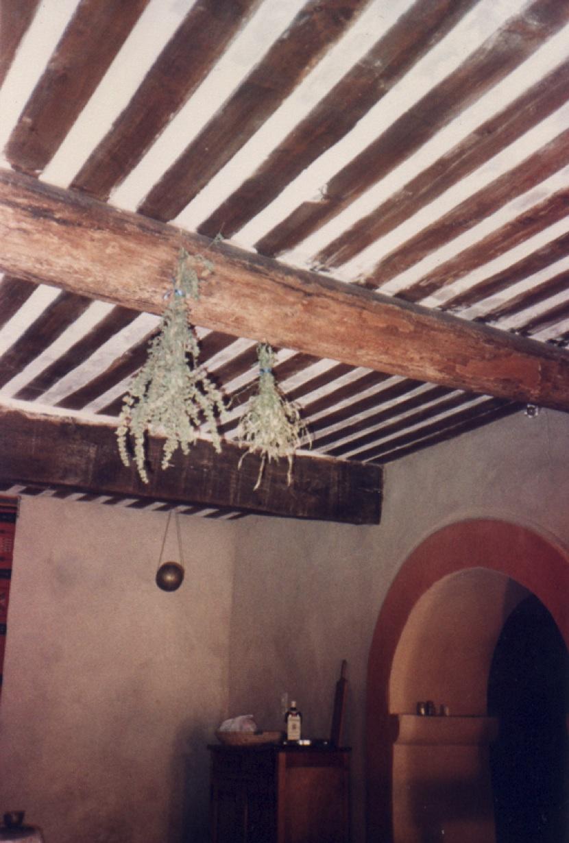Plafond provençal